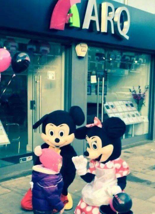 Minnie & Mickey External